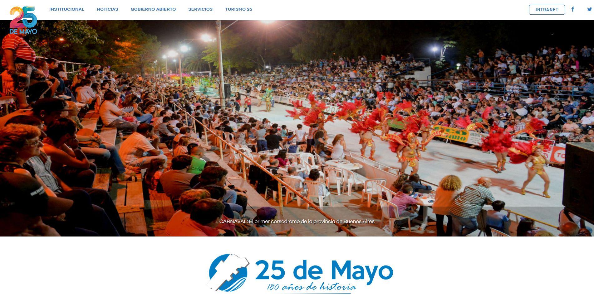Municipio 25 de Mayo